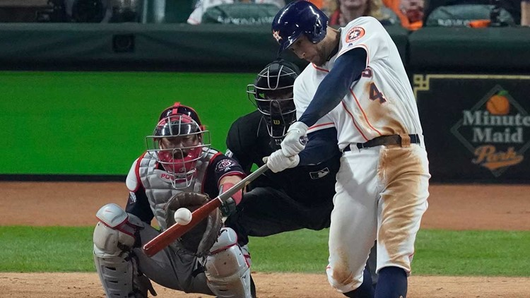 LIVE BLOG: Soto's solo blast ties up Game 1 at 2-2
