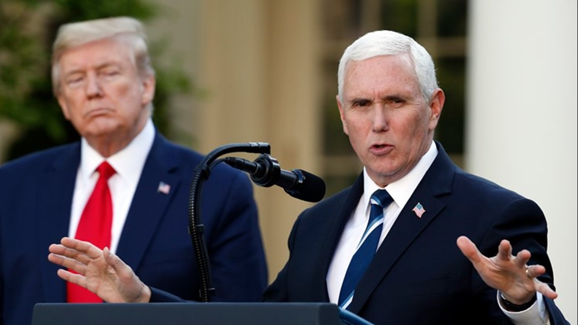 25th Amendment: Pence reportedly opposed to removing Trump ...