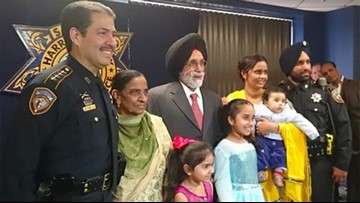 Papa John's Houston to donate all of Tuesday's profits to Deputy Dhaliwal's family