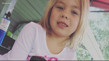 Texas 6-year-old struck by tree branch recovering after skull partially removed
