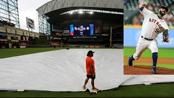 The Athletic report: Former Astros pitcher Mike Fiers claims team stole signs in 2017 season using camera in CF