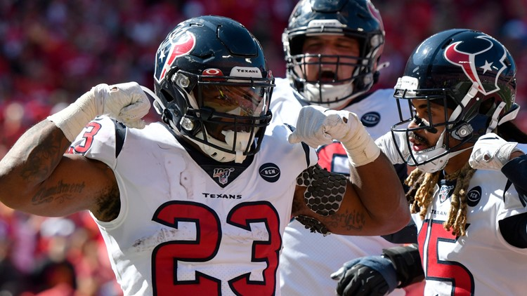 Watson, Hyde lead Texans to 31-24 win over Chiefs