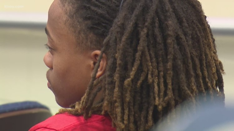 Texas teen won't be able to walk at graduation unless he cuts his locks