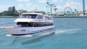 Cruise launching from Kemah no longer tied to Selena