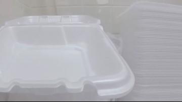 Plastic foam ban takes effect in Baltimore