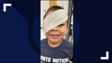 Rockport 8-year-old dies hours after being diagnosed with flu-like symptoms