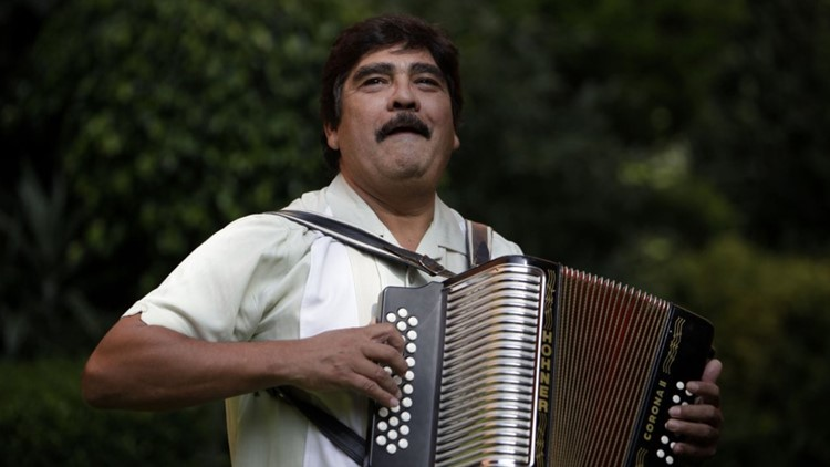 Mexican cumbia musician Celso Piña, the 'Accordion Rebel,' dies at 66