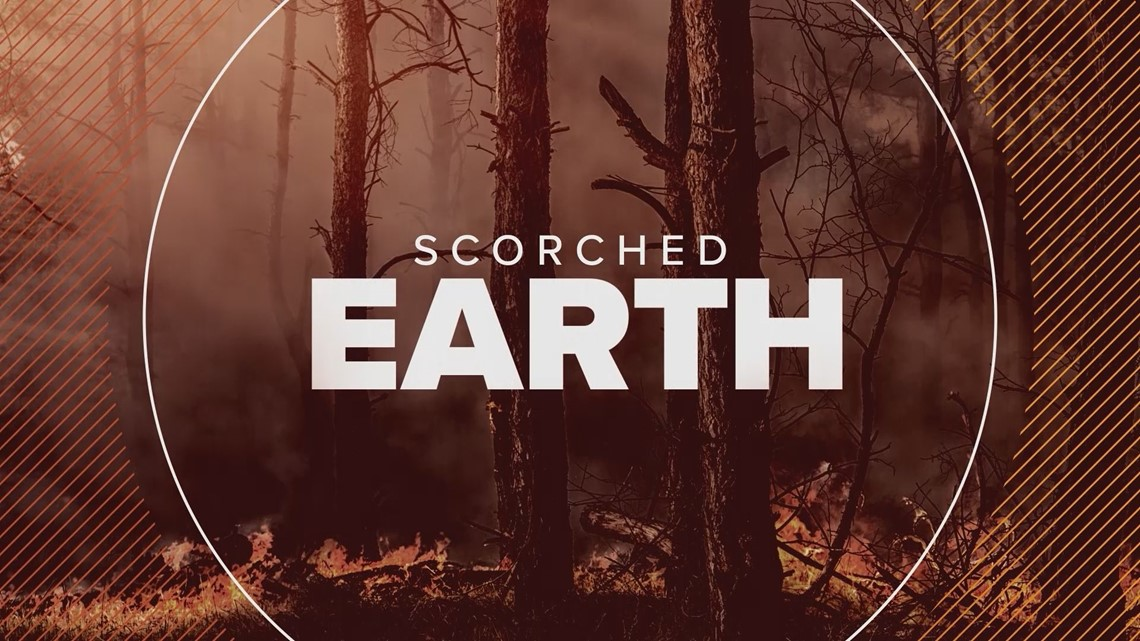 Scorched Earth: Washington wildfires and climate change