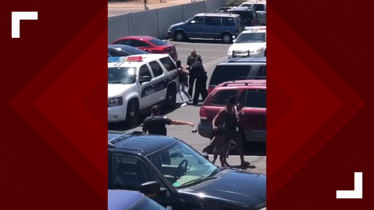 Police release report on shoplifting incident as family seeks $10M from Phoenix for alleged excessive force