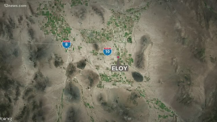 Soldier dies after incident during free-fall training near Eloy