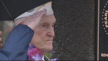 Days before passing, Pearl Harbor survivor remained 'happy and healthy'