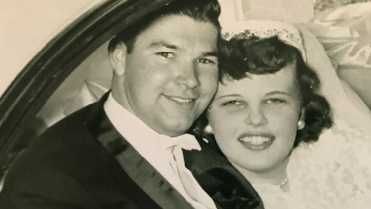 Morrison couple