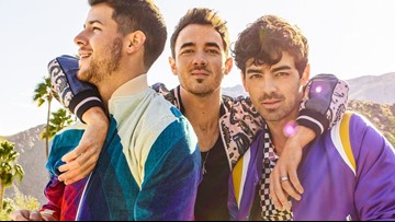 Jonas Brothers announce San Antonio show as part of 'Happiness Begins Tour'