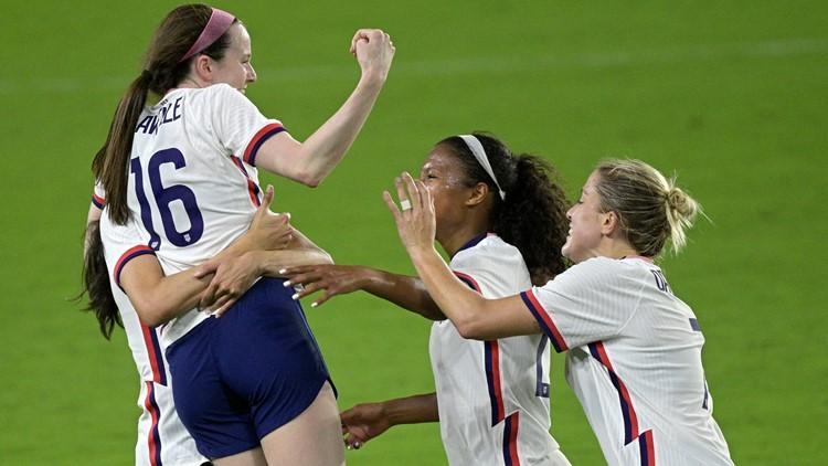 US women's national soccer team coming to Austin's Q2 Stadium in June