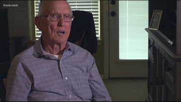 Remains of veteran returns after decades overseas