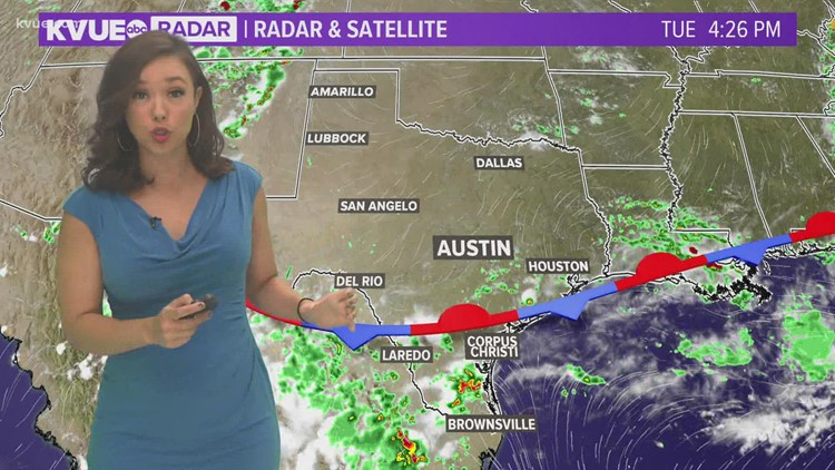 Austin-area weather: August 3 evening forecast with Chief Meteorologist Erika Lopez