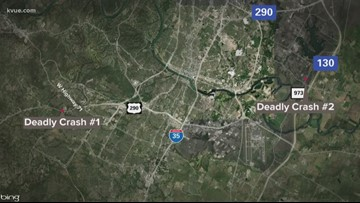 Austin driver cited for disregarding sign before deadly US