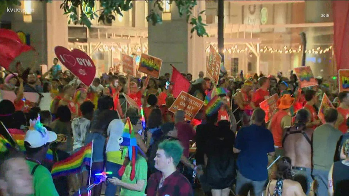 Austin Pride 2021 postponed due to COVID-19
