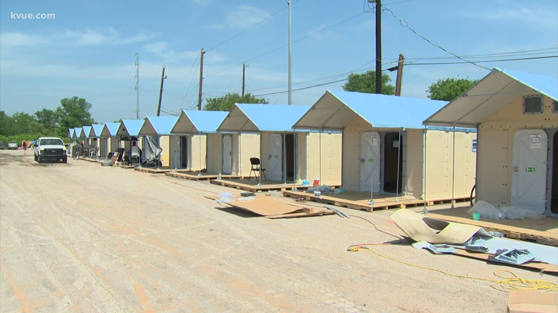 New shelters coming to State camp site in southeast Austin
