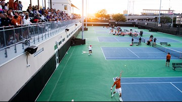 UT, H-E-B, DropShot LLC announce professional tennis tournaments coming to Austin