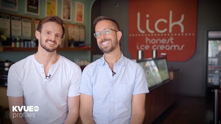 KVUE PROFILES: Lick Honest Ice Creams