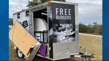 Bastrop's 'Feed the Need Missions' food truck stolen, broken into