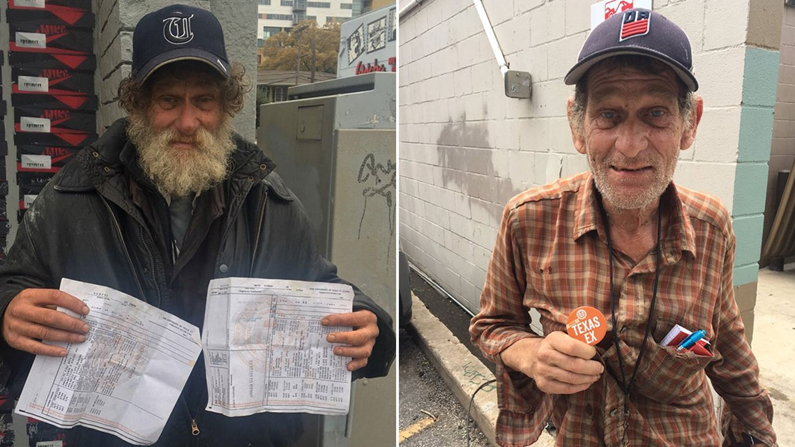 611c1d361a7 After 35 years, homeless man readmitted to UT Austin to finish degree