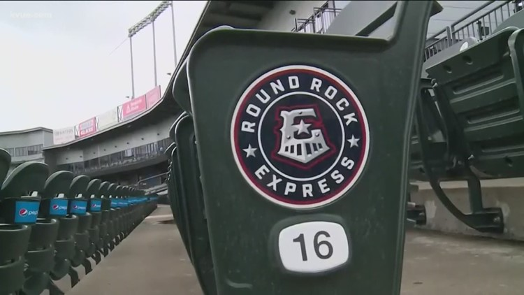 Round Rock Express operating at increased capacity for Triple-A Opening Day
