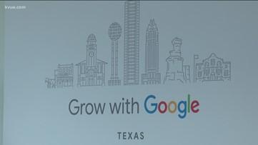Google hosts business tech skills workshop at Austin Central Library