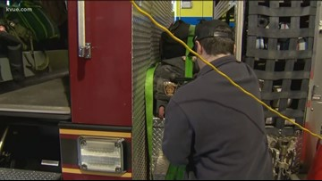 Central Texas firefighters heading to California