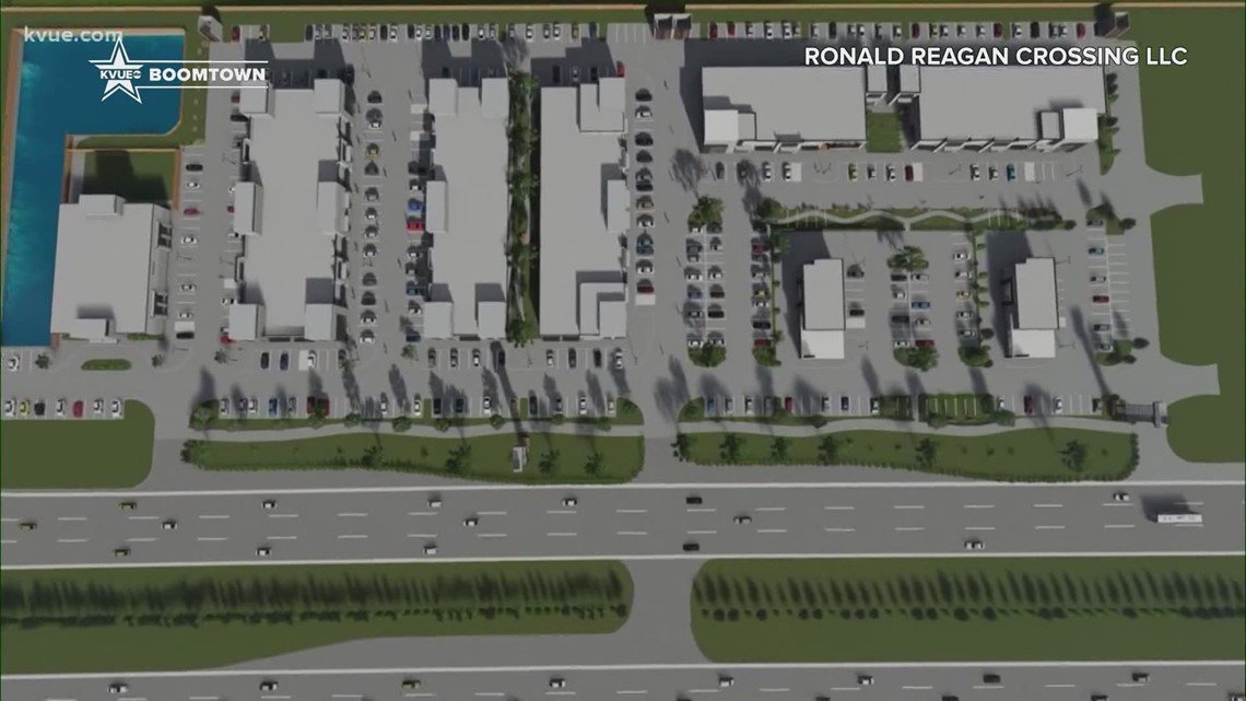 Ronald Reagan Crossing mixed-use development coming to Leander
