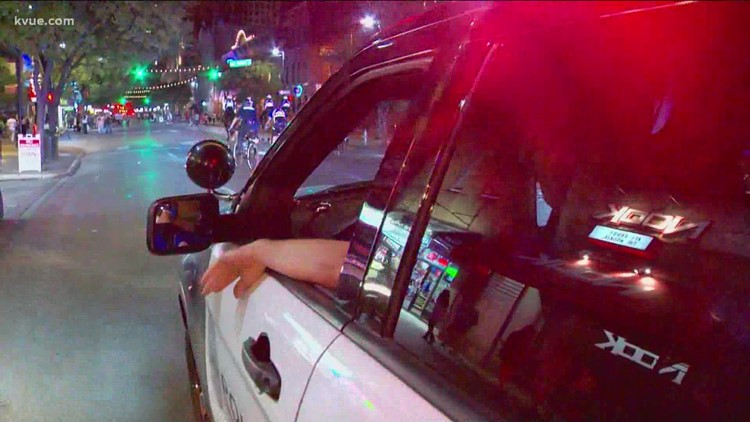 Austin Police moves 69 officers from support units to the patrol unit