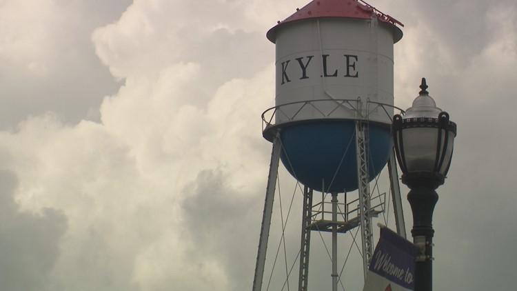 City of Kyle drafting ordinance to ban camping and panhandling