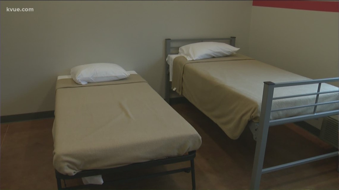 Shelter beds in Austin: Are any available?