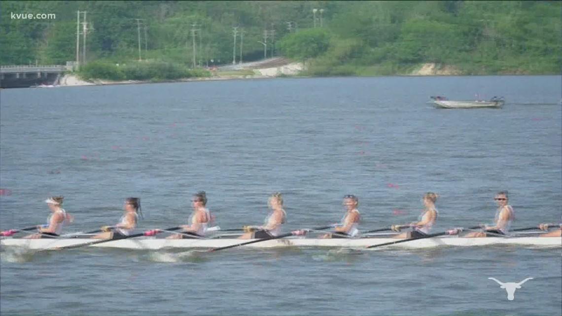 Top-ranked UT rowing team nears history