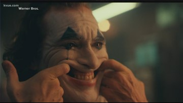 Theaters step up security for 'Joker'