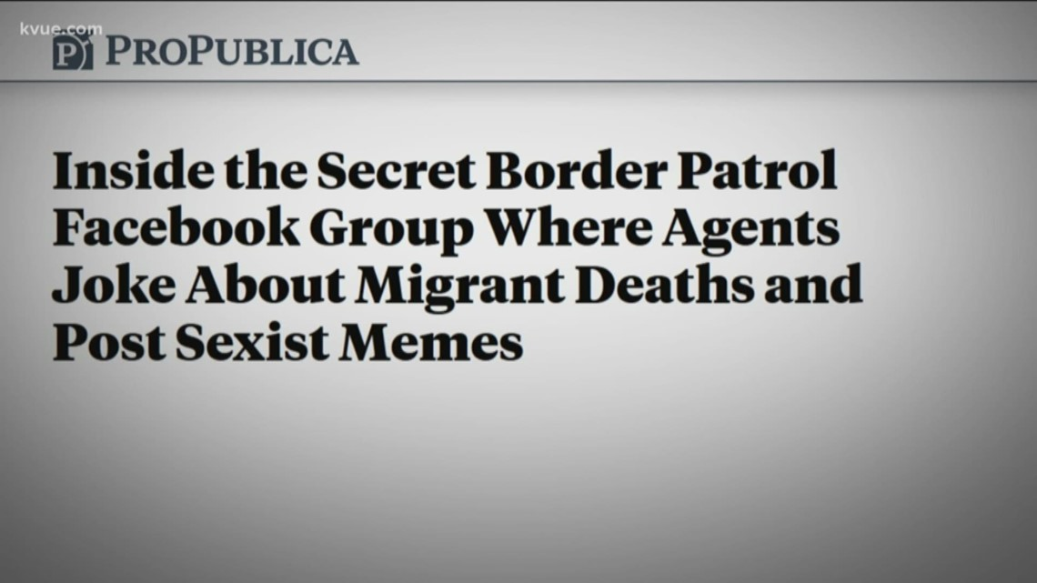 CBP investigating agents' 'disturbing social media activity'