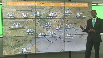 Weekend Daybreak Forecast with Meteorologist Jason Mikell