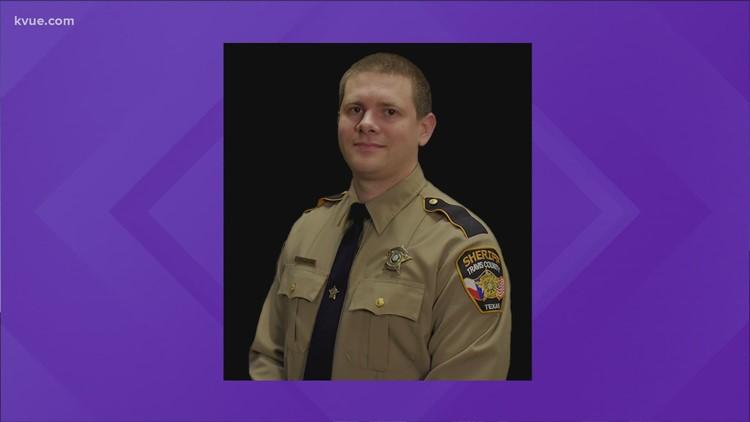 Travis County Sheriff's Office hold memorial service for Sr. Deputy Christopher Korzilius