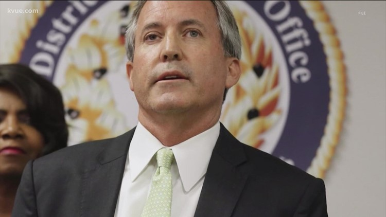 Texas AG Ken Paxton suing Round Rock, Elgin ISDs over mask mandates