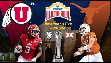 Hook 'Em! 落 Alamo Bowl attendance, TV viewership higher than average when UT plays, stats show