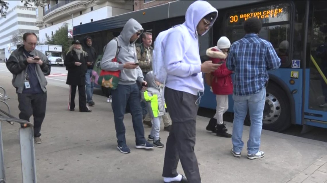 Capital Metro reports ridership increase over 16 consecutive months