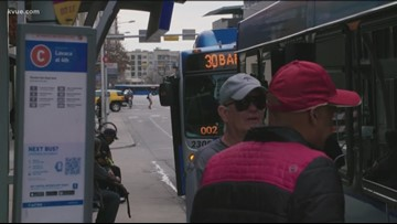 'Get on Board': Austin Mayor, CapMetro team up to get drivers to use public transit
