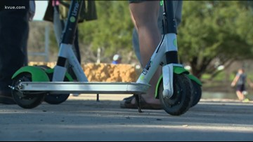 City of Fredericksburg bans electric scooters