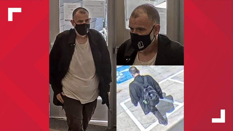 Police looking for suspect in bank robbery near UT Austin campus