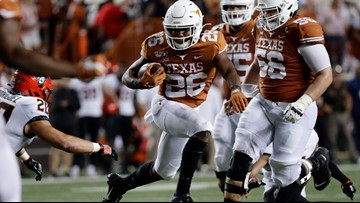 Texas Longhorns running back production the key to success moving forward?