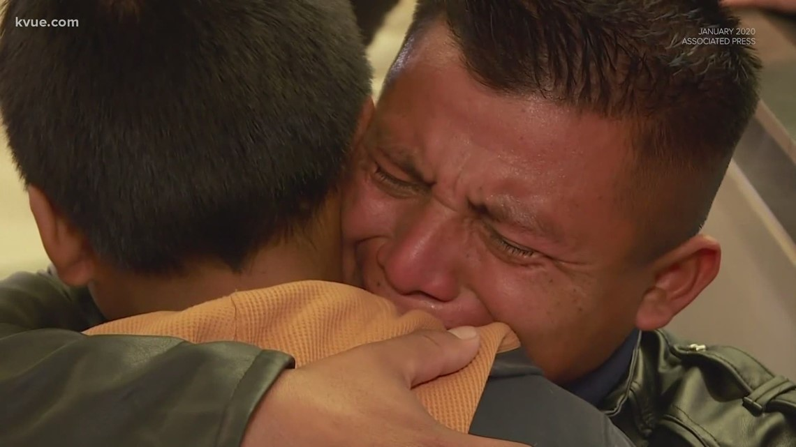 Meet Byron, a little boy who was separated from his father at the border