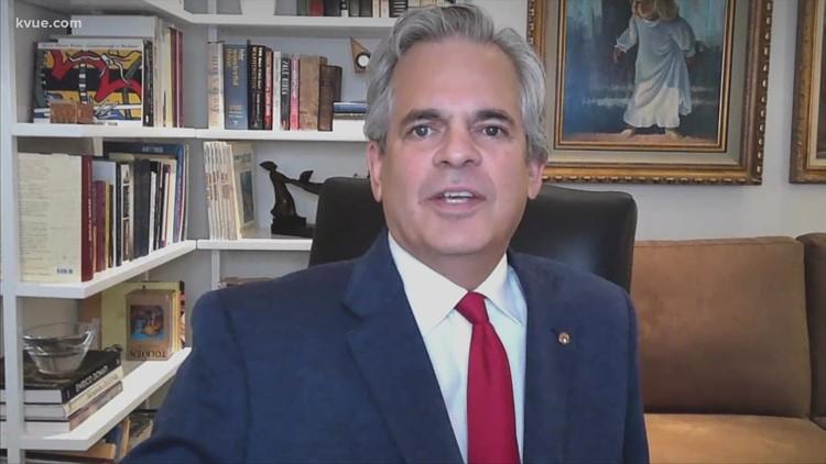 Austin Mayor Adler talks COVID-19, ACL, new police chief