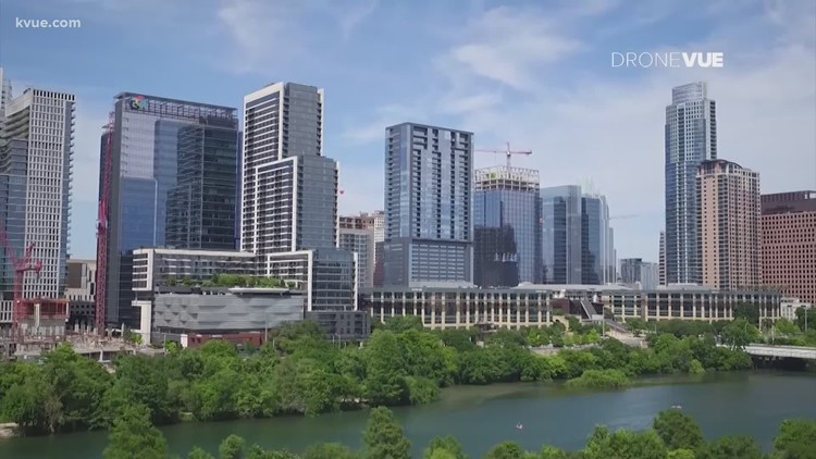 Jobs added in Austin in 2021 nearing record number pledged in 2020