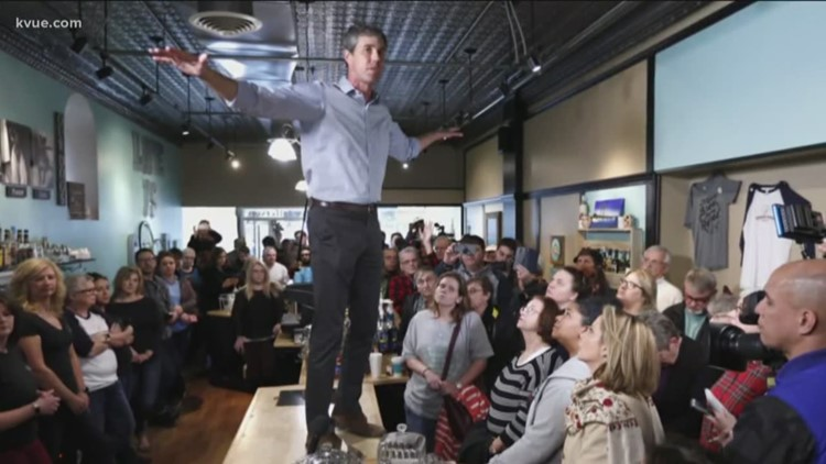 Beto O'Rourke raises $600,000 for Texas House Democrats breaking quorum